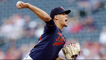 Twins starter retires 19 straight, strikes out 10...still loses to Red Sox