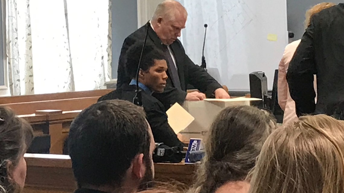 Trial continues for man accused of Bar Harbor rape, murder in 2018