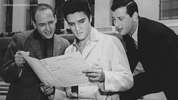 The songwriter who helped make Elvis a legend