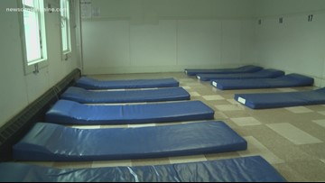 Portland narrows options for homeless shelter location