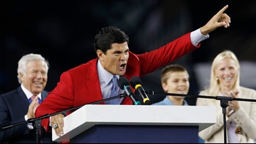 Bruschi makes personal plea to fans to learn the warning signs of a stroke
