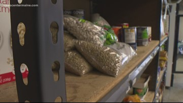 Food pantry reports uptick in visitors since government shutdown