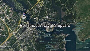 Anti-terrorism exercises scheduled near Portsmouth Naval Shipyard