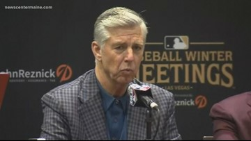 Red Sox fire Dombrowski