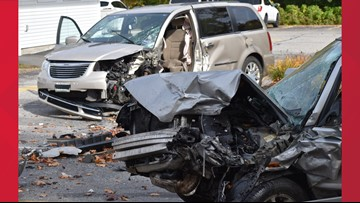 Two people in critical condition following Lisbon crash
