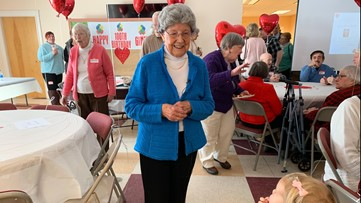 Gorham woman's secret to living to 100 is no sweets