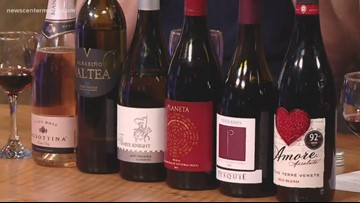 Wines for your Valentine's Day