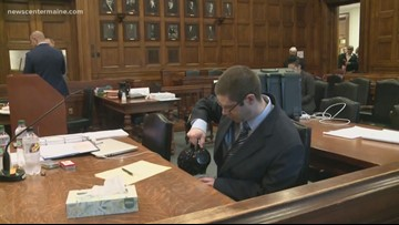 Second day of John Williams' trial ends