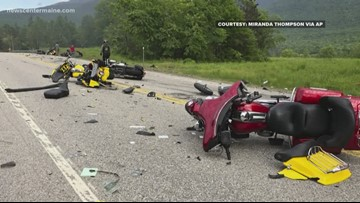 We all feel it': Motorcyclists mourn death of 7 in crash