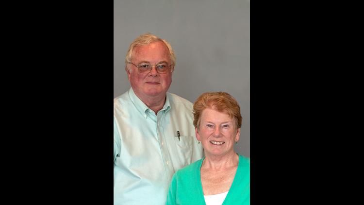 Doug and Christine Guy