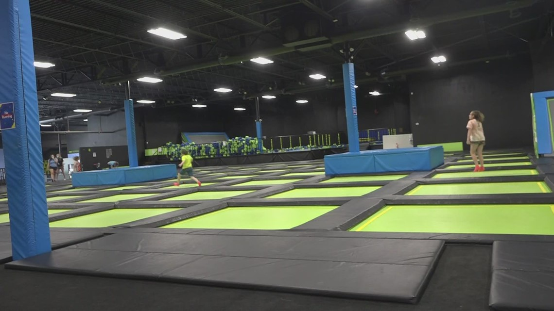 Keep ME Open: Orono trampoline park finally open after three months