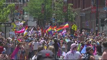 Portland celebrates Pride