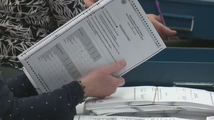 Maine gets closer to ranked choice voting in presidential elections