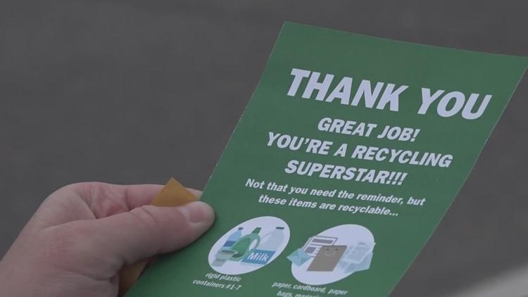 ecomaine's educational recycling program returns
