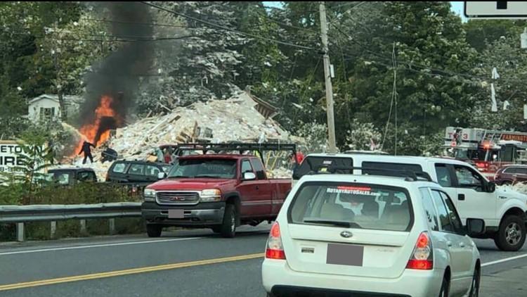 Farmington explosion