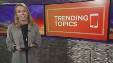 Trending Topics: Tinder panic button, Bigfoot sighting, Compliment Day