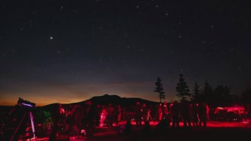 The place to go in Maine to see the night sky in all its glory