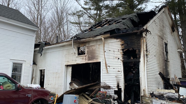 'They definitely saved my house': Owner praises fire departments' response