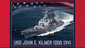 DDG 134, to be built at BIW, named for Korean War hero who won Medal of Honor, U.S. Navy says
