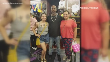 DMX pays for Maine family's shoes