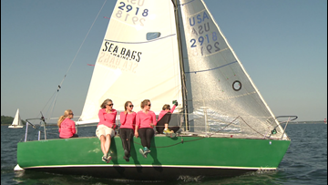 All-women Sea Bags crew prepares for national championship