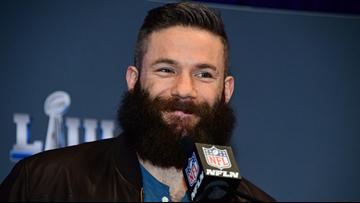 'Resilient Group': Super Bowl MVP Edelman on 2018 Patriots Team