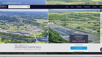 Malls for sale