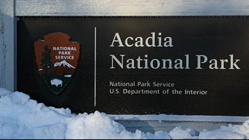 Winter weather to blame for delayed opening of parts of Acadia National Park