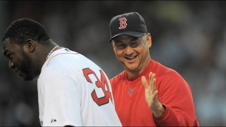Terry Francona won World Series titles in 2004 and 2007 during his tenure as manager of the Boston Red Sox from 2004-2011