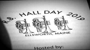 Maine's Sousa, R.B. Hall