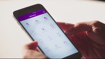 Safe House app helps victims of violence
