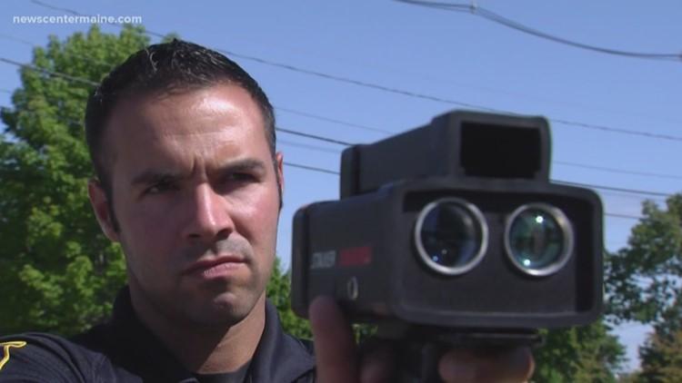 South Portland police officer starts radar patrol program