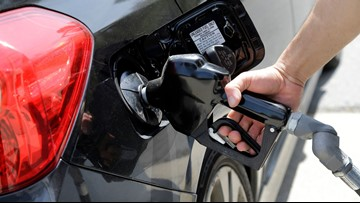 Gas prices still dropping in northern New England