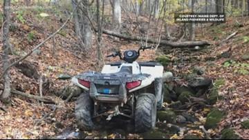 Woman dies in ATV crash in Montville
