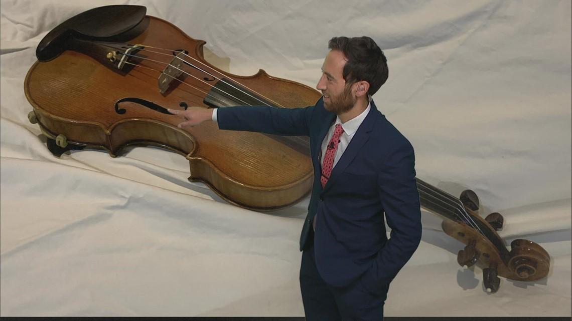 Violin trivia has Keith feeling strung out