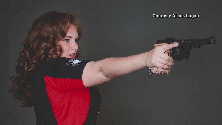 Tokyo Olympics   Alexis Lagan talks about competing in first Olympics for US Shooting Team