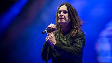 Ozzy Osbourne cancels June show in Bangor due to medical treatments