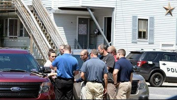 Woman's body found in Augusta apartment building