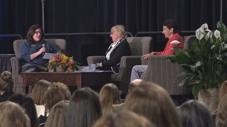 Female leaders speak at Bangor forum for young women