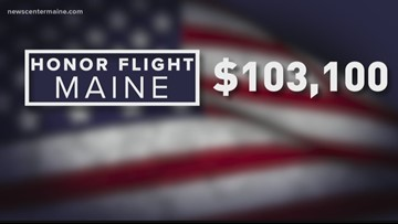 Honor Flight Maine Telethon breaks over $100,000