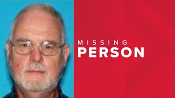 MISSING: 62-year-old man; vehicle found July 20 near Kokadjo