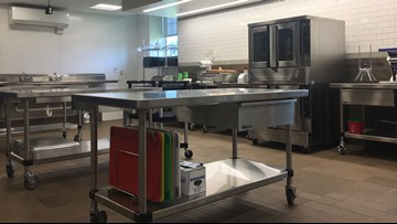 Culinary classroom welcomes school chefs statewide