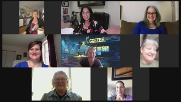 Breast cancer support group goes virtual