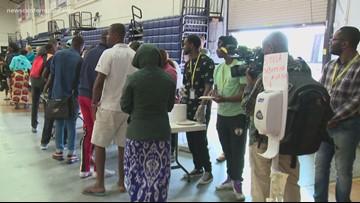 Portland City Council hosts asylum seeker workshop