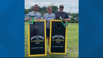 HollandStrong Summerfest raises thousands for Spruce Mountain athletic facilities