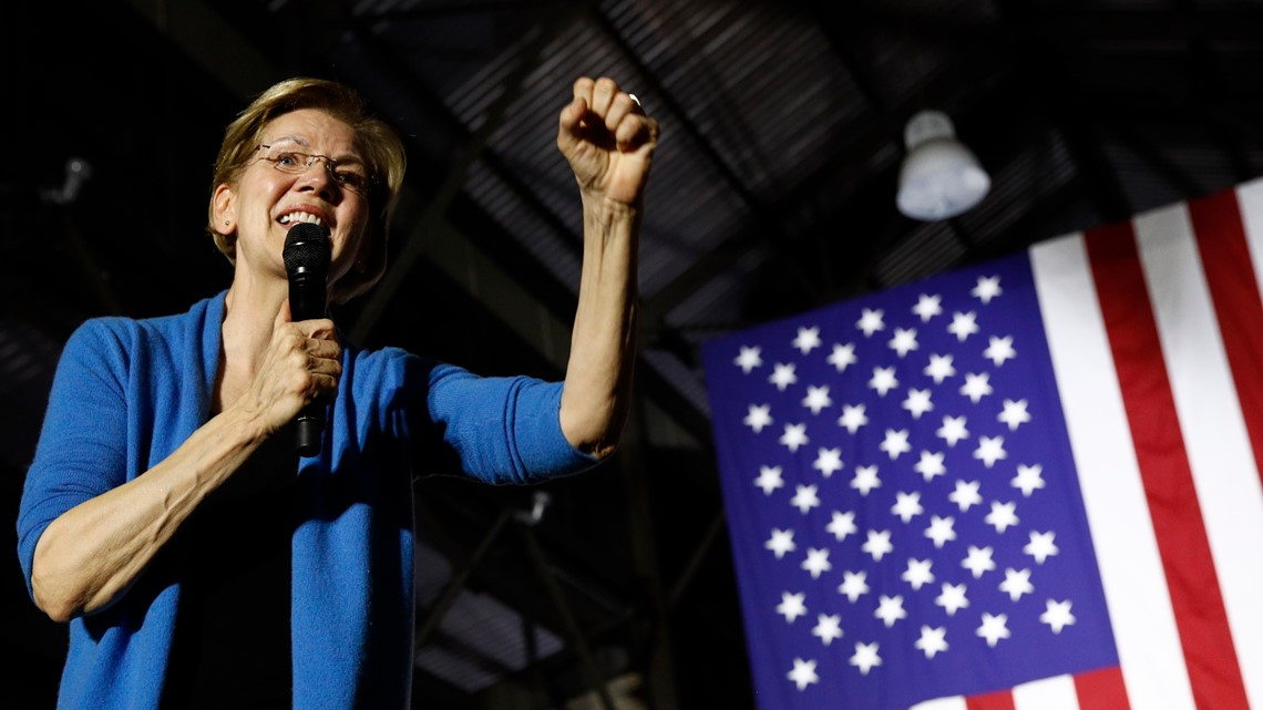 "Elizabeth Warren to host ""Vote Now"" events in New Hampshire on Saturday"