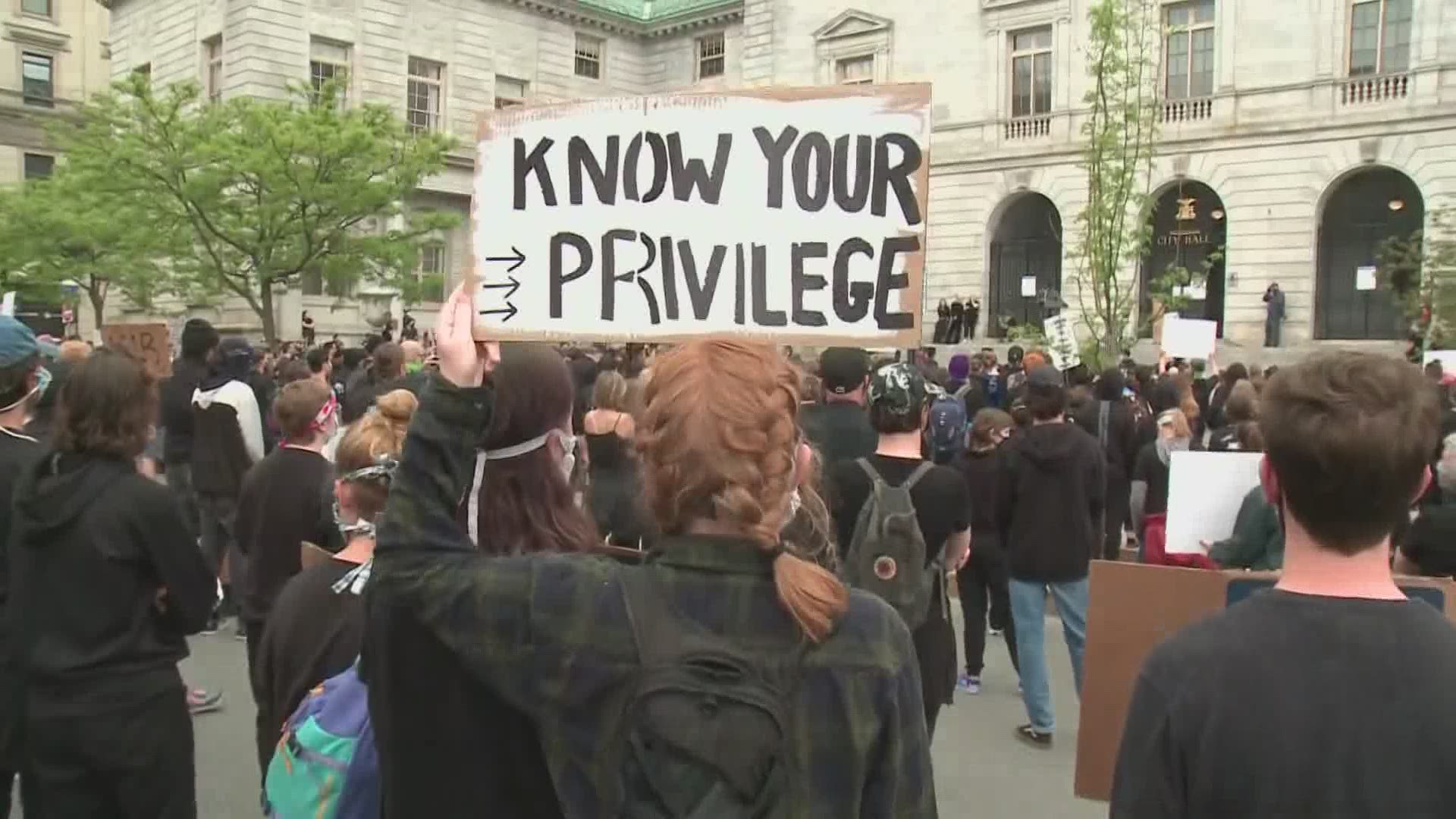 Doctor: Protests could lead to more COVID-19, coronavirus ...