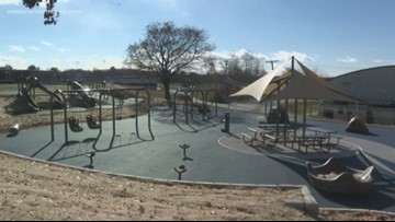 Jude's Park: A playground for all kids