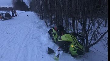 Pennsylvania man dies in Aroostook County snowmobile crash