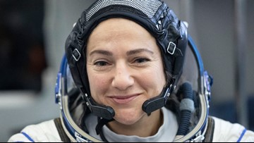 Maine astronaut that made history needed to complete more spacewalks